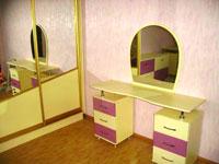 Мебель в детскую комнату стол шкаф