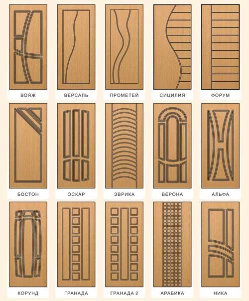 Дверные накладки своими руками