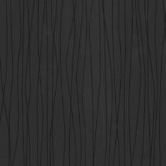 мдф грация черная HiGX-GL01-0,3