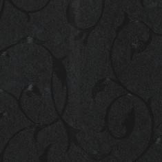 мдф >лилия черная глянец 702-1