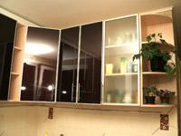 Кухня AVK постформинг в рамке