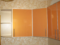 Кухня постформпласт