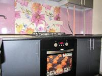 Кухня мдф крашеный