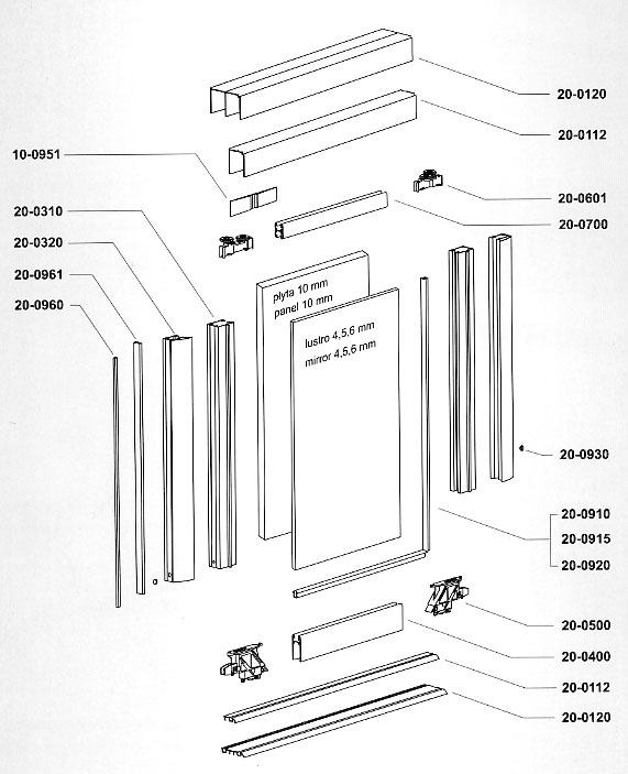Схема систем LAZURYT и ART