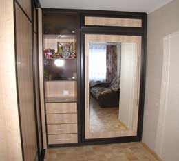 шкаф кровать серии эконом