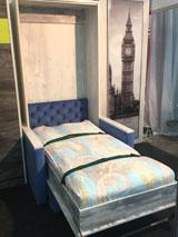 Шкаф-кровать диван ребенку