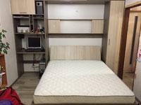 Шкаф-кровать egger