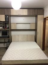Шкаф-кровать встроенный