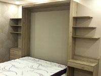 Шкаф-кровать со столом