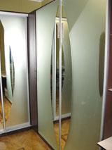 Шкаф-купе аксонометрия