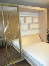 Шкаф-кровать и шкаф купе