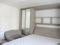 Шкаф-кровать диван
