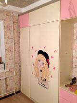Шкаф-кровать в детскую