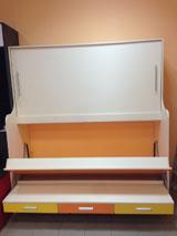 стол кровать детская