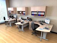 Офисная мебель столы AVK