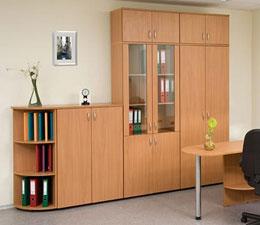 офисные шкафы для персонала