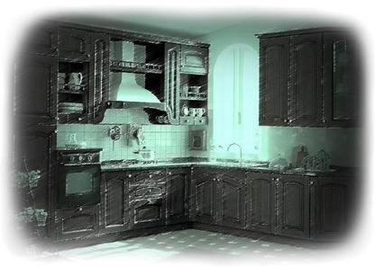 Г - образная кухня