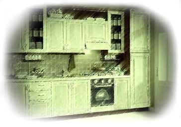 Планировка кухни в одну линию