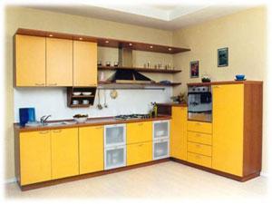 замер кухни
