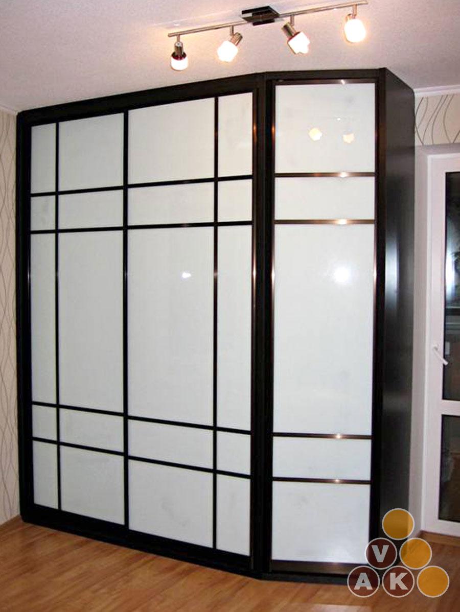 Шкафы-купе в спальню алгоритм мебель, нижний новгород.