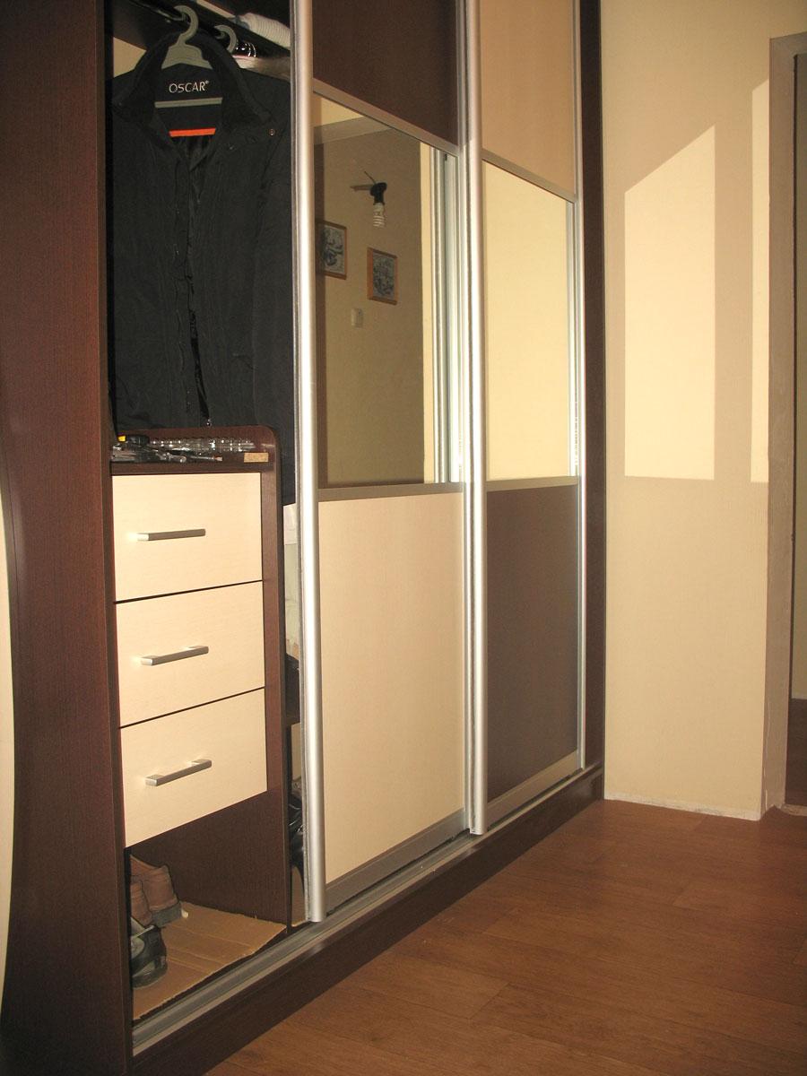 Avk - изготовление мебели под заказ в харькове. шкафы-купе.