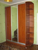 Шкаф-купе на 3 двери